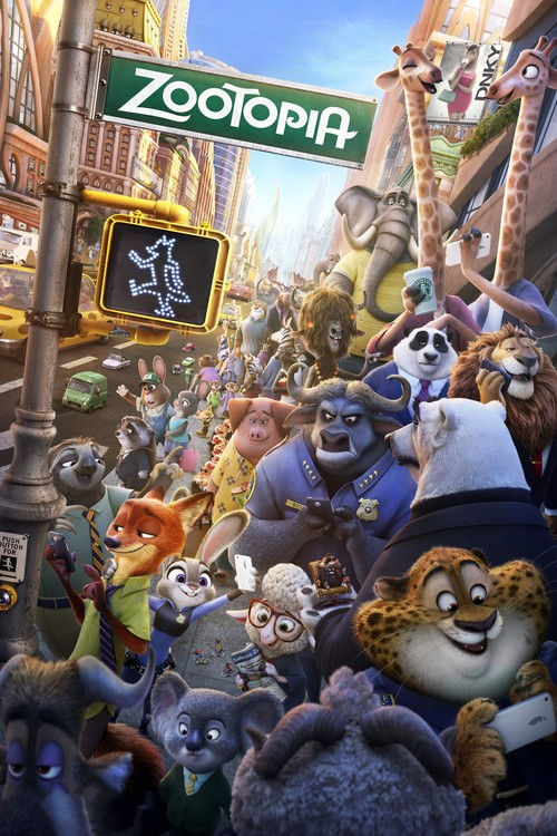 دانلود انیمیشن zootopia