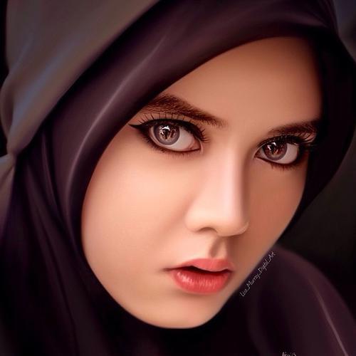 استیکرهای باحجاب