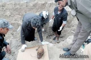 زنده به گور شدن 5 نفر توسط یک خانواده عربستانی