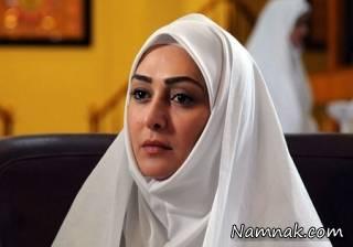 الهام حمیدی در مراسم تشییع همسر شهید بابایی + تصاویر