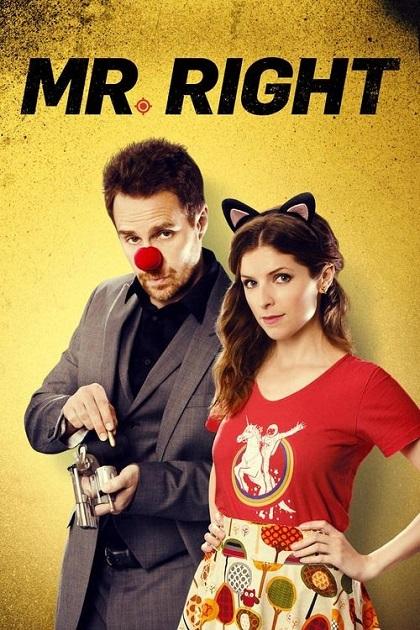 دانلود فیلم Mr. Right 2015