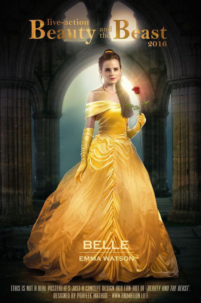 دانلود فیلم Beauty and the Beast 2016 با لینک مستقیم