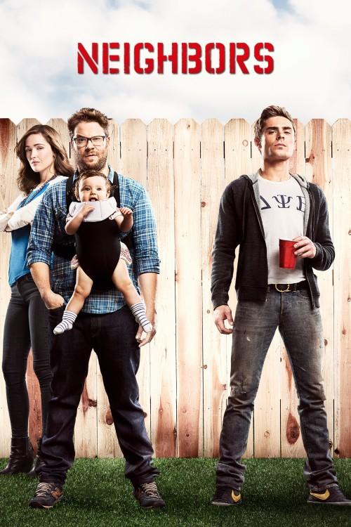 دانلود رایگان فیلم Neighbors 2014