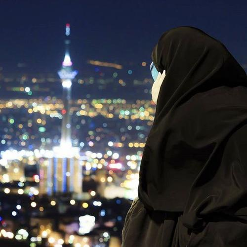 عکس پروفايل دخترونه باحجاب