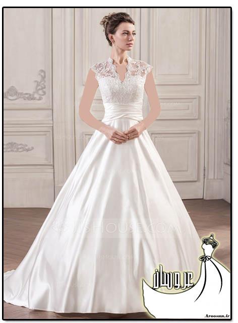 مدل لباس عروس دانتل - بخش اول