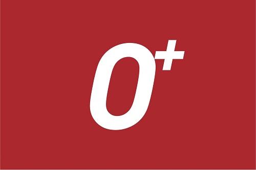 گروه خون O+
