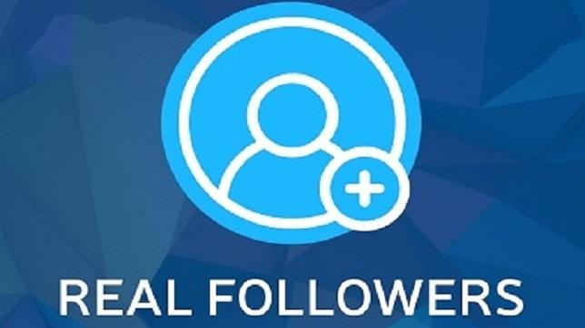 برنامه افزایش فالور حقیقی | Real Followers