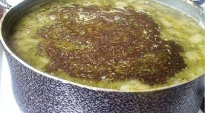 طرز تهیه آش شلغم برای زمستان