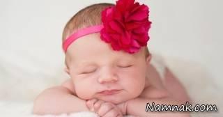 چند مسئله عجیب اما طبیعی درباره نوزادان تازه متولد شده