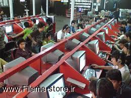پروژه  رابطه ی بین بازی های رایانه ای با وضعیت تحصیلی دانش آموزان کلاس
