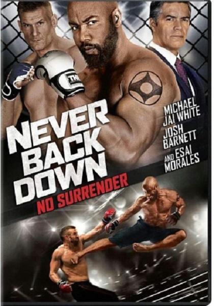 دانلود فیلم Never Back Down No Surrender 2016