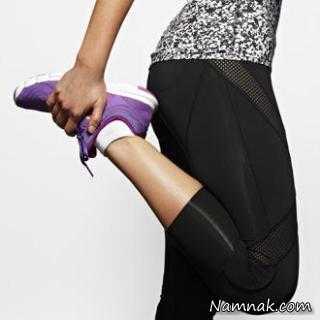 رفع سلولیت ران و باسن با 3 حرکت ورزشی