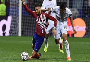 خلاصه HD بازی رئال مادرید 1-1 اتلتیکو مادرید(پتالتی 5-3)