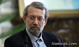 علی لاریجانی رئیس مجلس دهم شد