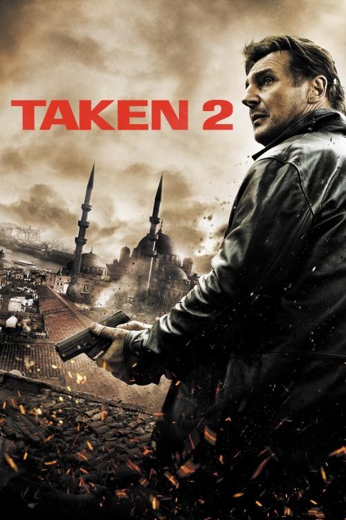 دانلود رایگان فیلم Taken 2 2012