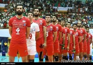 جزئیات بازی والیبال ایران و کانادا در مقدمات المپیک 2016 + فیلم