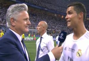 صحبتهای رونالدو بعد از قهرمانی رئال (زیرنویس ورزش 3)