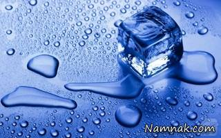آیا یخ به جز خوردن کاربرد دیگری دارد؟