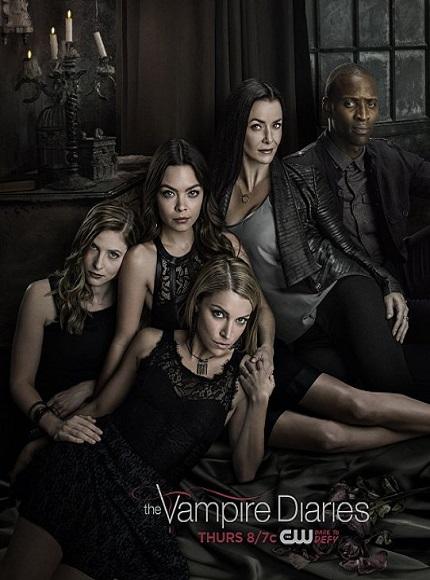 دانلود رایگان سریال The Vampire Diaries