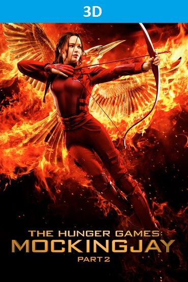 دانلود رایگان فیلم The Hunger Games: Mockingjay – Part 2 2015 3D