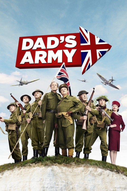 دانلود رایگان فیلم  Dad's Army 2016