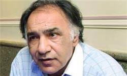 محمود جعفری بازیگر، نویسنده و کارگردان ایرانی
