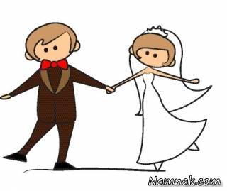 کارت عروسی جالب به سبک قبض تلفن در مازندران! + عکس