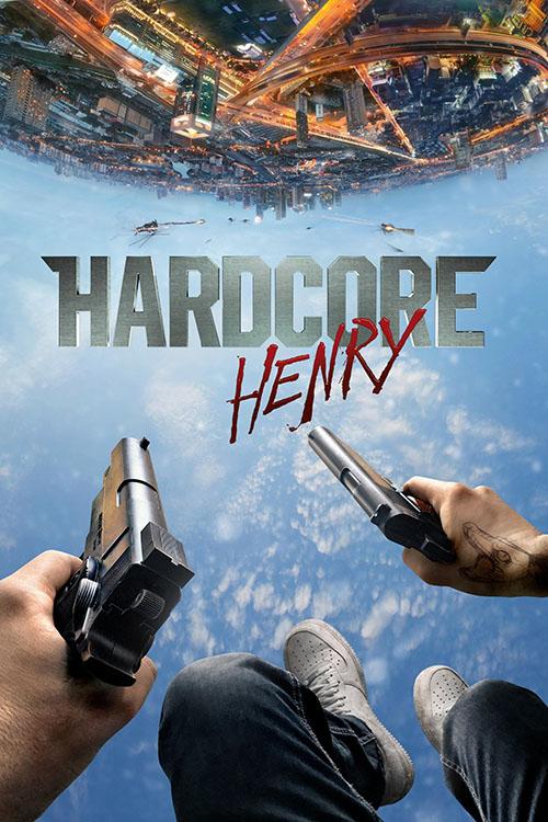 دانلود رایگان فیلم فوق العاده زیبای Hardcore Henry 2016