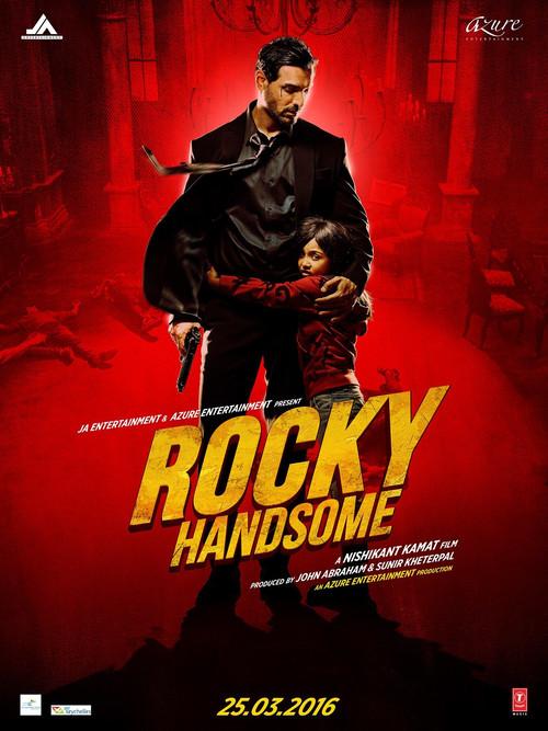 دانلود رایگان فیلم Rocky Handsome 2016