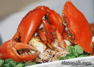 حیوانات حرام گوشت دریایی کدامند؟