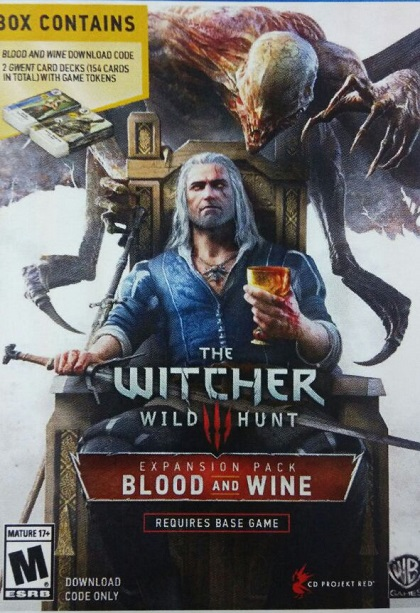 دانلود بازی The Witcher 3 Wild Hunt Blood and Wine