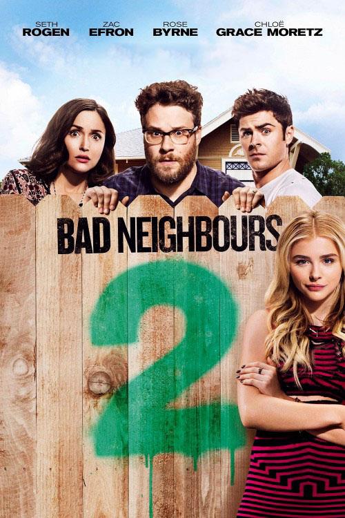 دانلود رایگان فیلم Neighbors 2: Sorority Rising 2016