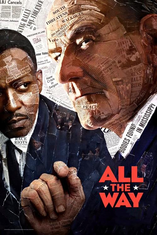 دانلود رایگان فیلم بسیار زیبای All the Way 2016