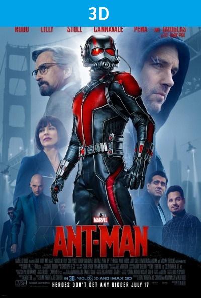 دانلود فیلم مرد مورچهای ANT-MAN 3D