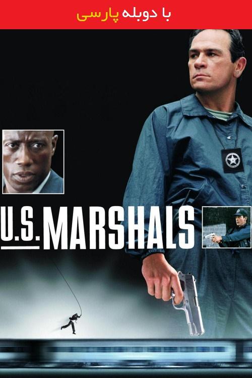 دانلود رایگان دوبله فارسی فیلم مارشال های ایالتی U.S. Marshals 1998