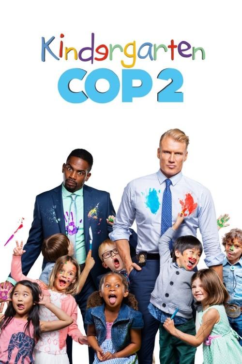 دانلود رایگان فیلم Kindergarten Cop 2 2016