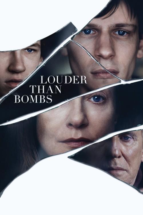 دانلود رایگان فیلم Louder Than Bombs 2015