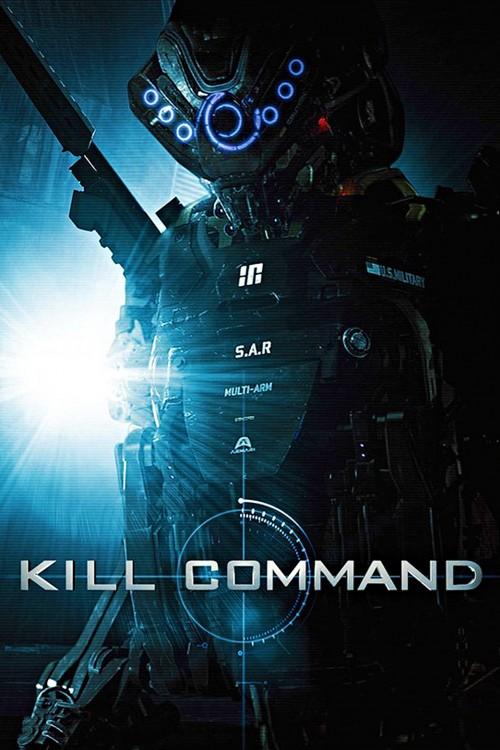 دانلود رایگان فیلم Kill Command 2016