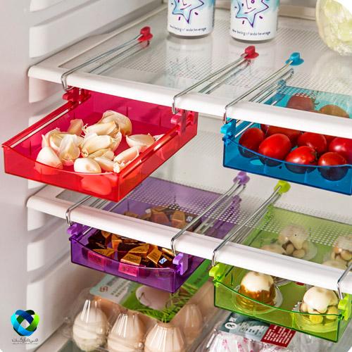 خرید ویژه «نظم دهنده یخچال و میز»