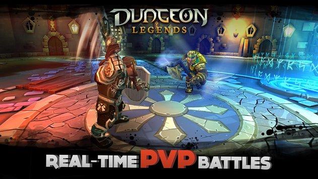 بازی افسانه تاریکی | Dungeon Legends v1.7