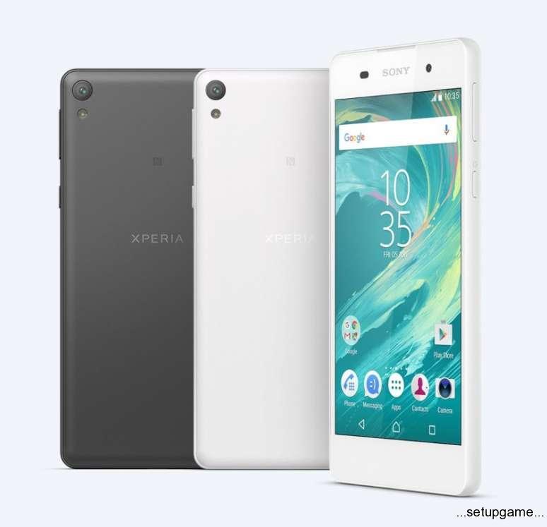 سونی از گوشی هوشمند میان رده ی Xperia E5 رونمایی کرد