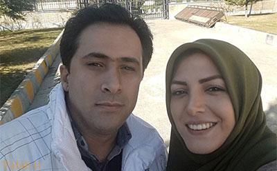 مجری معروف صدا و سیما در میان لوتیهای تهران +عکس
