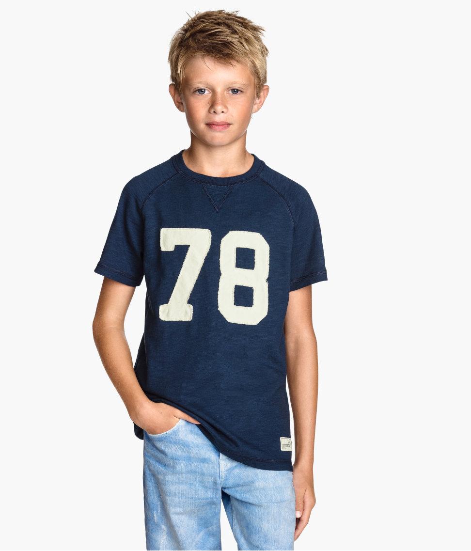 مدل شیک و خوشگل تیشرت پسر بچه ها تابستان95