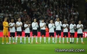 لیست نهایی تیم های ملی آلمان و انگلیس و ایتالیا برای یورو 2016