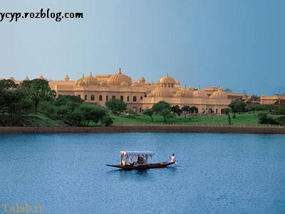 هتل های لوکس و زیبای هند+تصاویر