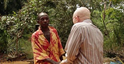 این مرد زال تنی از قصابی شدن جان سالم به در برد