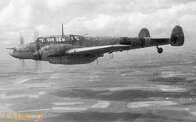 هواپیمای جنگنده دو موتوره