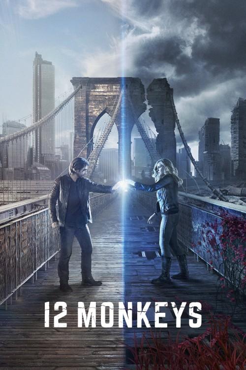 دانلود رایگان سریال 12 میمون 12 Monkeys