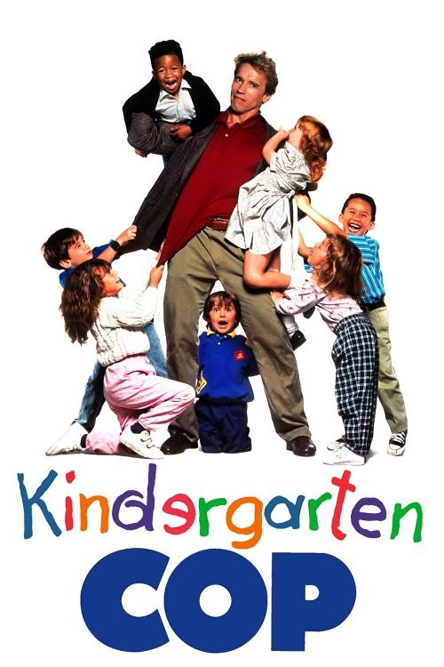 دانلود رایگان فیلم Kindergarten Cop 1990