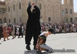 دستگیری وحشی ترین عضو داعش معروف به بولدوزر + تصاویر